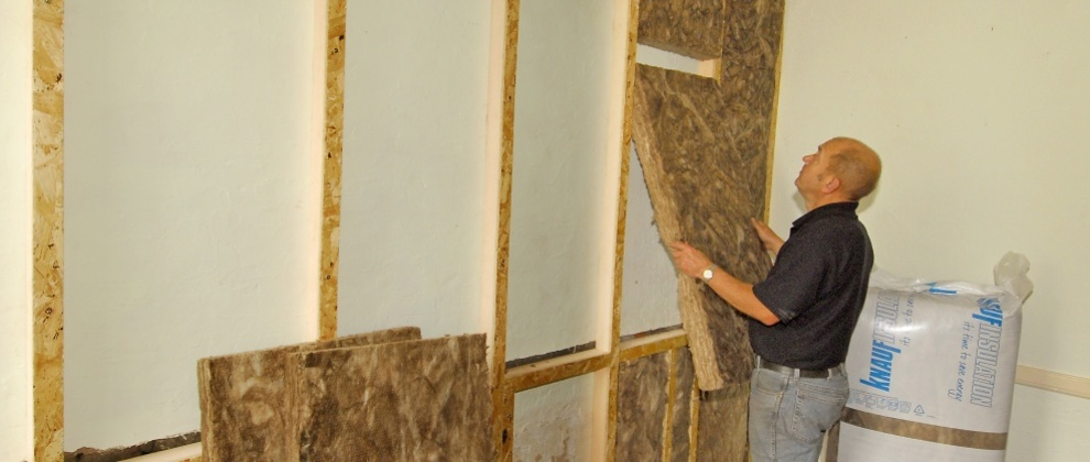 Internal Solid Wall Insulation Energy Grant Solutions
